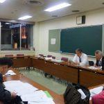 平成29年度第1回理事会開催